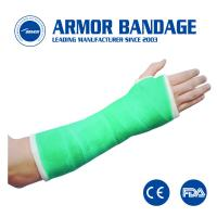 Buy cheap Excellent X-ray Radiolucency Orthopedic cast tape fracture bandage colored surgical bone fixation bandage from wholesalers