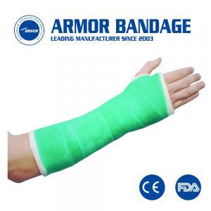 Buy cheap Surgical fracture bandage fiberglass orthopedic casting tape bone fixation bandage from wholesalers