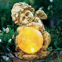 Best Resin solar energy LED light wholesale