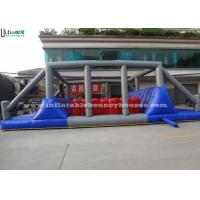 Best Outdoor Challenging Activities Inflatable Outdoor Games For Commercial Use wholesale