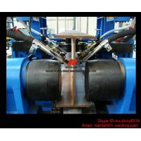 Best Automatic H Beam Assembling Welding Straightening Line for H Beam Making wholesale