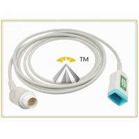 Best M1669A Philips HP ECG Electrode Cable Adapter 3 Leadwires 12 Pin Connector wholesale