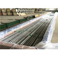 Cheap Welding Stainless Steel Tubes For Nuclear Power Generation With TP317L / TP321 wholesale