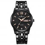 Best Luxury Stainless Steel Business Fashion Men Quartz Wrist Watches wholesale