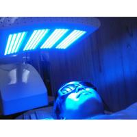 Best PDT LED Light Therapy Machine For Wrinkle Reduction , Anti Aging Facial Light Therapy Devices wholesale