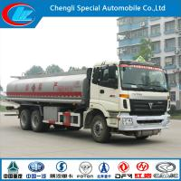 Best FOTON 6X4 OIL TANK TRUCK Euro III 170hp wholesale