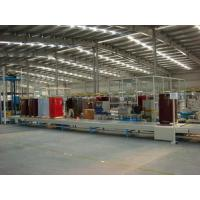Large Manufacturing Cabinet Assembly Line For Producing Refrigerators