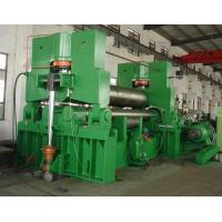 Best High Precision Metal Hydraulic Plate Rolling Machine Tanks Industrial Hydraulic Drive wholesale