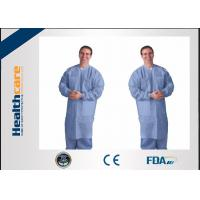 China Breathable Disposable Lab Coats for Dental, Sterile Disposable Lab JacketsWaterproof on sale