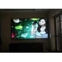 Best 3x3 Indoor LED Video Wall With 800cd/M2 LED Backlight For Advertising wholesale