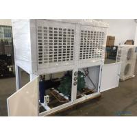 Best 8HP Box Type Refrigeration Condensing Unit With Air Cooler For Cold Storage Room wholesale