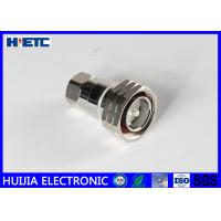 """Best RF 7/16 DIN Straight Male Connector Telecom Accessories For 1/2"""" Feeder Cable Electronic Parts wholesale"""