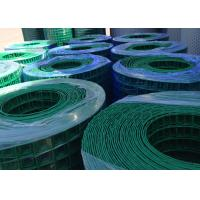 Electric Galvanized Welded Wire Mesh 0 . 4mm Powder Coating For Rabbit Cage