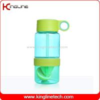 Cheap 480ml juice shaker with squeezer & container drinking healthier lemon cup (KL-7040) for sale