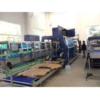 Best Sink Type Wrap Around Carton Packing Machine PLC Driven  For Shampoo Bottle wholesale