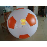 Best Durable 0.18mm PVC Sports Football Balloons with No Printing for Entertainment events wholesale