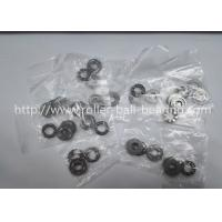 Best Thrust Ball Bearing Stainless Steel Open Seals Deep Groove Ball Bearings 6*14*5mm wholesale