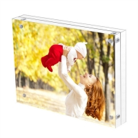 Best Clear Magnetic Acrylic Poster Frame Perspex Photo Frames Acrylic Block wholesale