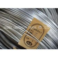 Buy cheap Low Carbon Hot Dipped Galvanized Iron Wire For Making Chain Link Fence from wholesalers