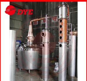 Best Custom Copper Brandy Commercial Distilling Equipment For Fruitful Flavor wholesale