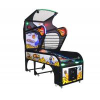 Best 1-2 Players Basketball Game Machine , Coin Operated Basketball Shooting Machine wholesale