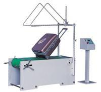 Best QB Luggage Testing Equipment Roll Wheel Type Bags Vibration And Abrasion Tester wholesale