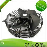 Best 200 mm Industrial Ec Axial Fan With External Motor For Ventilation / Air Flow wholesale
