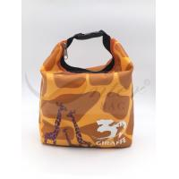 Best Small Double Color Custom Insulated Bags To Keep Food Frozen 420D Polyester wholesale