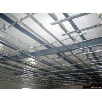 Best Trapezoid Light Steel Keel Roll Forming Machine For Ceiling Plate Production wholesale