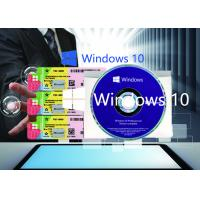 Best Genuine Windows 10 Product Key X20 Online Activate Multi Language COA Sticker wholesale