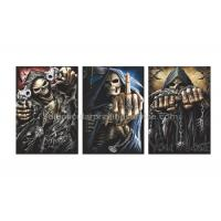 Best 3 Flip 3D Lenticular Pictures UV Printing Personalized Novelty 30x40cm wholesale
