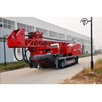 Best The maximum drilling depth1500m Top Drive Rig Oilfield workover Drilling Rig With Crawler Mounted wholesale