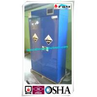 Best Safety Acid Corrosive Storage Cabinets With Touch Screen For Chemical Liquid wholesale