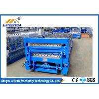 Best Pro-panel and Tuff Rib Roof Panel Double Layer Roofing Sheet Roll Forming High Speed wholesale