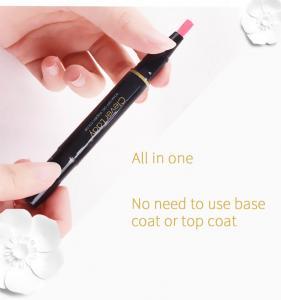 Best Salon Non Toxic Healthy UV Gel Nail Polish Pen wholesale