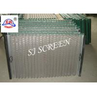 Buy cheap FlC 2000 PMD Shale Shaker Mesh Screen 1050 X 695 Mm For Oil Drilling from wholesalers