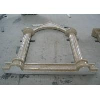 Best Polished Natural Building Stone G682 Sunset Gold Granite Window Sill wholesale