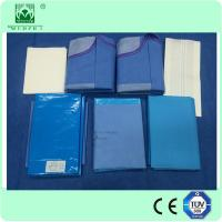 Operation Theatre Disposable surgical delivery pack/kit for Africa Market
