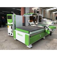 Best Strong Anti Interference CNC Wood Cutting Machine For Wood And Metal Industry wholesale