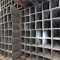 Best JIS ss400 ss540 Steel Hollow Galvanized metal square tube customized wholesale