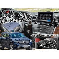 Buy cheap Mercedes Benz GLS Android Navigation Box , Youtube Navigation Video Interface from wholesalers
