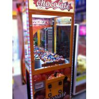 China Chocolate Claw machine claw crane machine for sale on sale