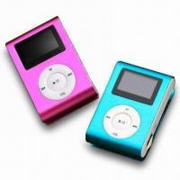 Best Flash MP3 Players with OLED Display and 7 Equalizer Modes, Support ID3 Tag wholesale