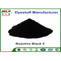 ISO Textile Reactive Dyes Reactive Black 5 Reactive Cotton Fabric Powder Tie Dye