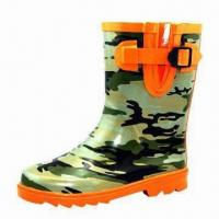 Best Children's Rain Boots, Available in Various Styles/Colors, High Quality, Fine Workmanship wholesale