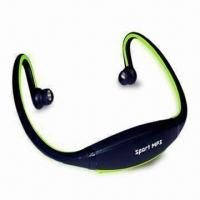 Best Sports MP3 Player with Built-in Battery and Upgradeable Firmware wholesale