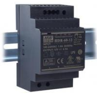 Best MEAN WELL 24vdc Power Supply Din Rail Mount Single Output Voltage Low Noise wholesale