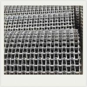 Best Horseshoe Stainless Steel Wire Mesh Conveyor Belt For Bottle Conveyor wholesale