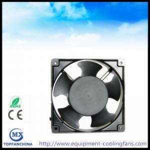 Buy cheap AC110V 120V 220V 240V 380V Equipment Cooling Fans 4.7 Inch metal industry exhaust fan from wholesalers