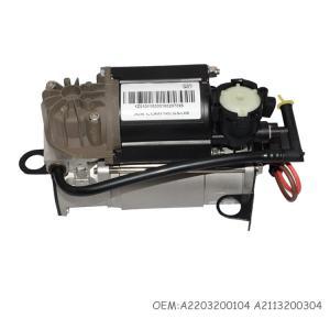 China 2113200304 2203200104 Air Compressor Pump For Mercedes W211 W219 W220 on sale